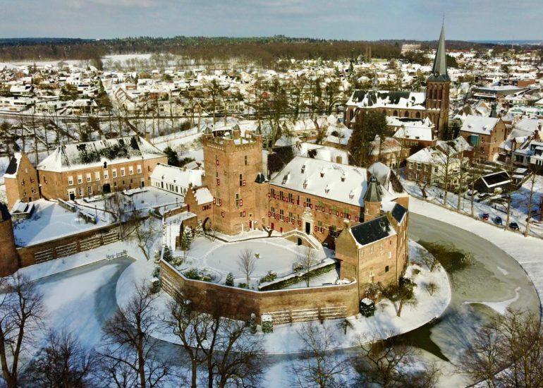 Winter 2021 Kasteel Huis Bergh